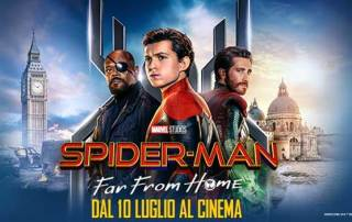 film Spider-Man: Far From Home icona