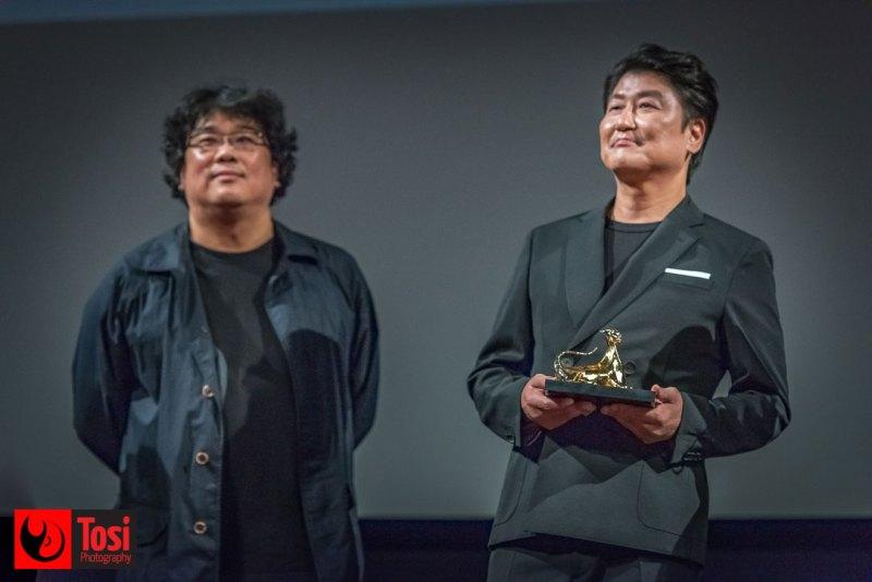 SONG Kang-ho e BONG Joon-ho al FEVI © Tosi Photography