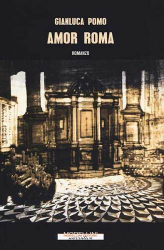 La copertina del libro Amor Roma