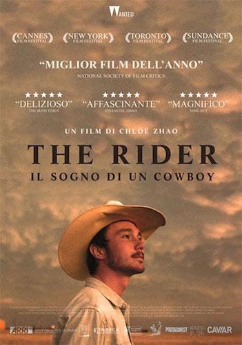 Locandina italiana di The Rider