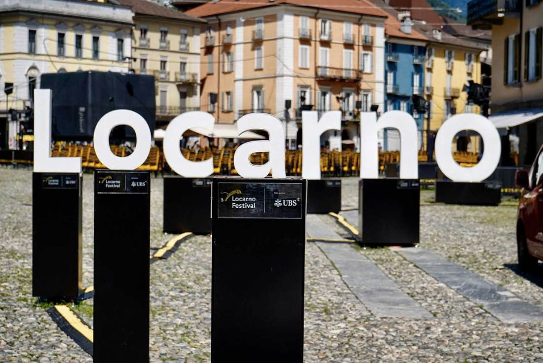 Cartoline dal Locarno film festival 2019 © Alessandra Del Forno
