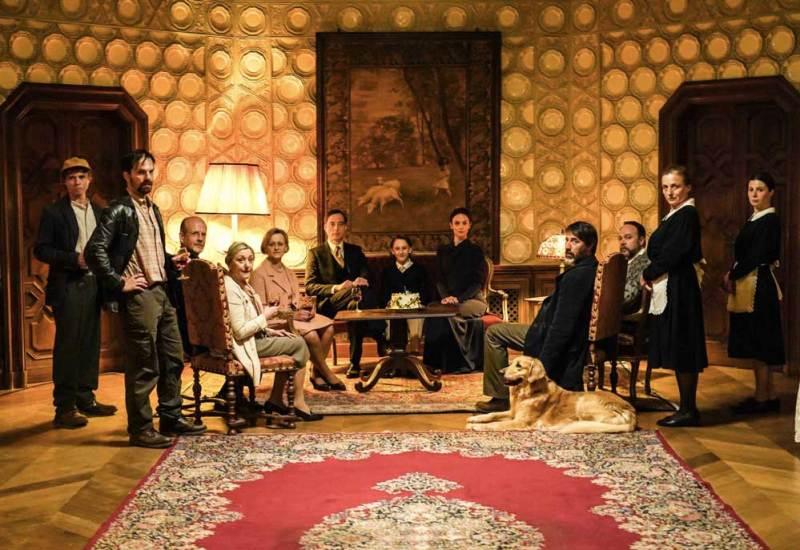 Una scena del film The Nest - Il Nido. Photo: courtesy of Locarno film festival