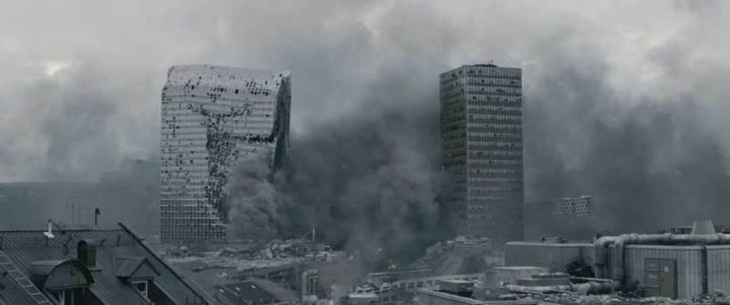 Una scena di The Quake - Photo: courtesy of Minerva Pictures