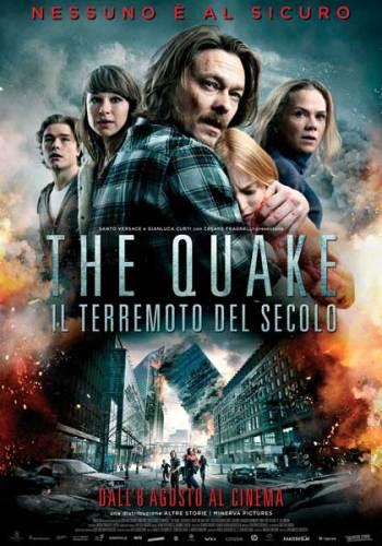 film The Quake poster