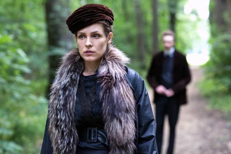 Katharina Lorentz in una scena del film Lou von Salomé - Photo: courtesy of Wanted Cinema