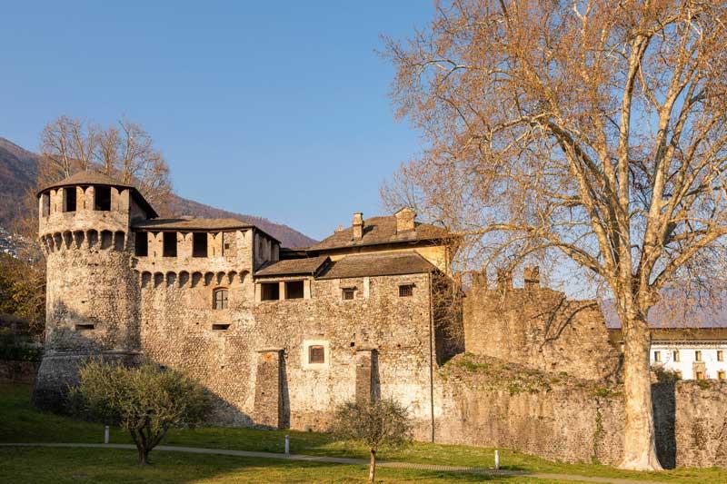 Il Museo del Castello di Locarno © Cosimo Filippini, Lugano