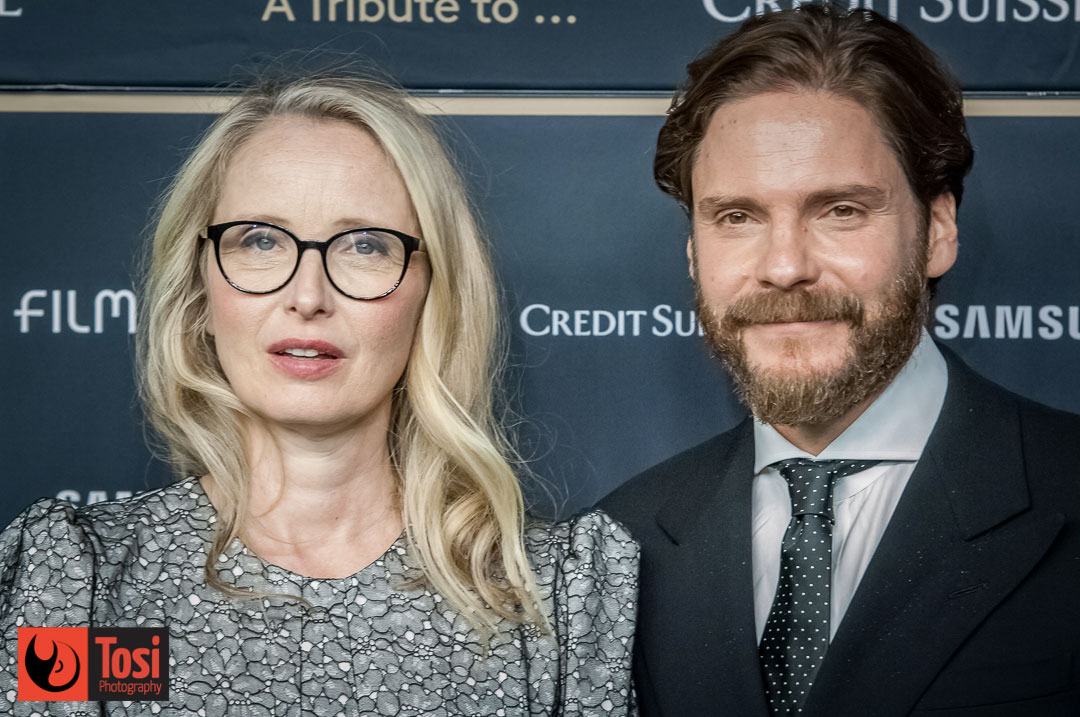 ZFF2019 FILM My Zoe - Julie Delpy and Daniel Brühl - Photo by Tosi Photography