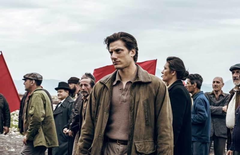 Luca Marinelli nel film Martin Eden - Photo: courtesy of 01 Distribution