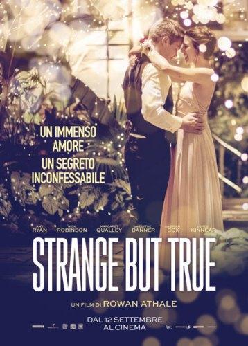 Strange But True poster film