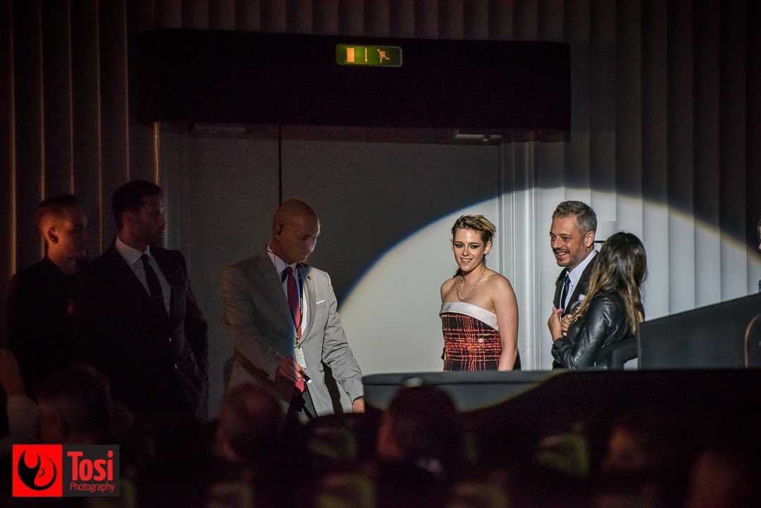 ZFF2019 Goden Eye Award to Kristen Stewart - Photo by Tosi Photography