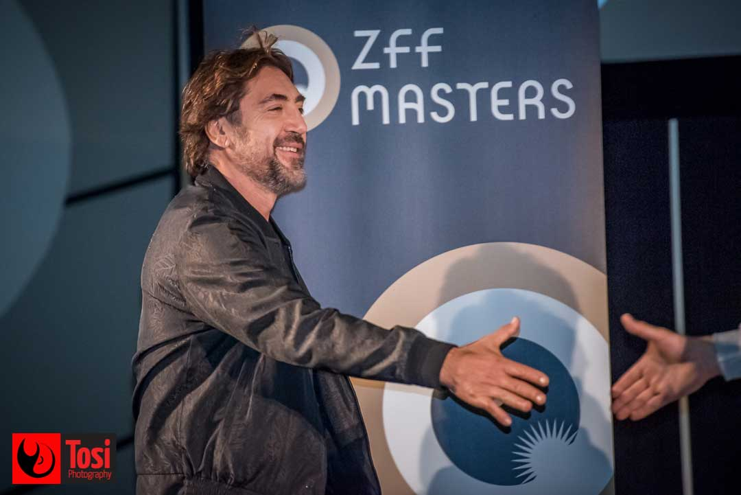 ZFF2019 Javier Bardem's masterclass - Photo by Tosi Photography