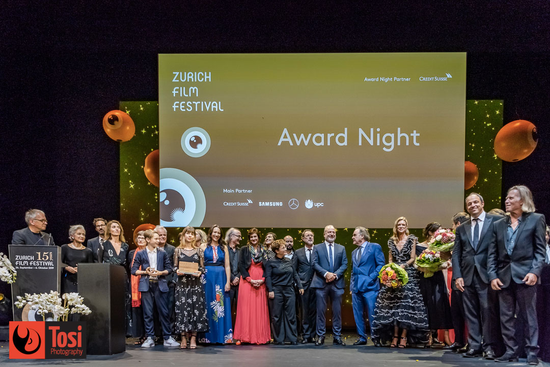 ZFF2019 Winners - Photo by Tosi Photography