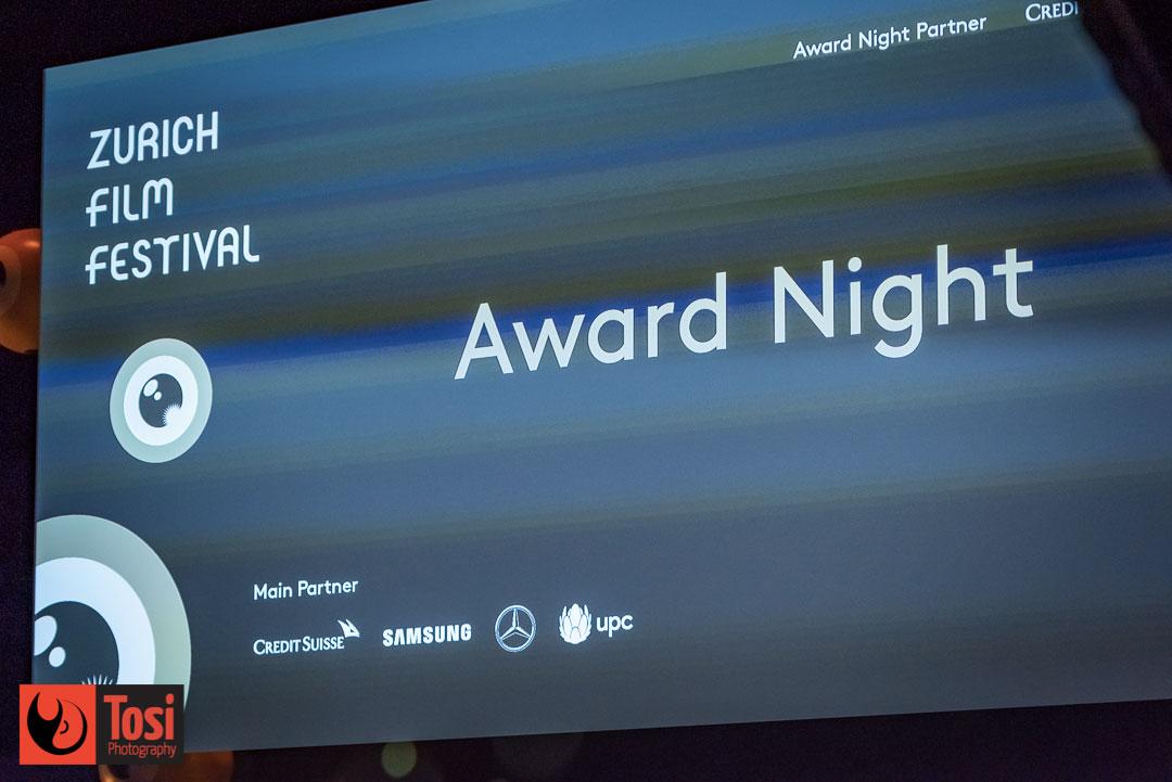 ZFF2019 Award Night - Photo by Tosi Photography