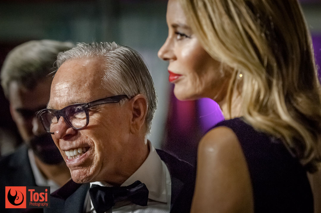 ZFF2019 Closing night - Tommy Hilfiger and wife Dee Hifiger - Photo by Tosi Photography