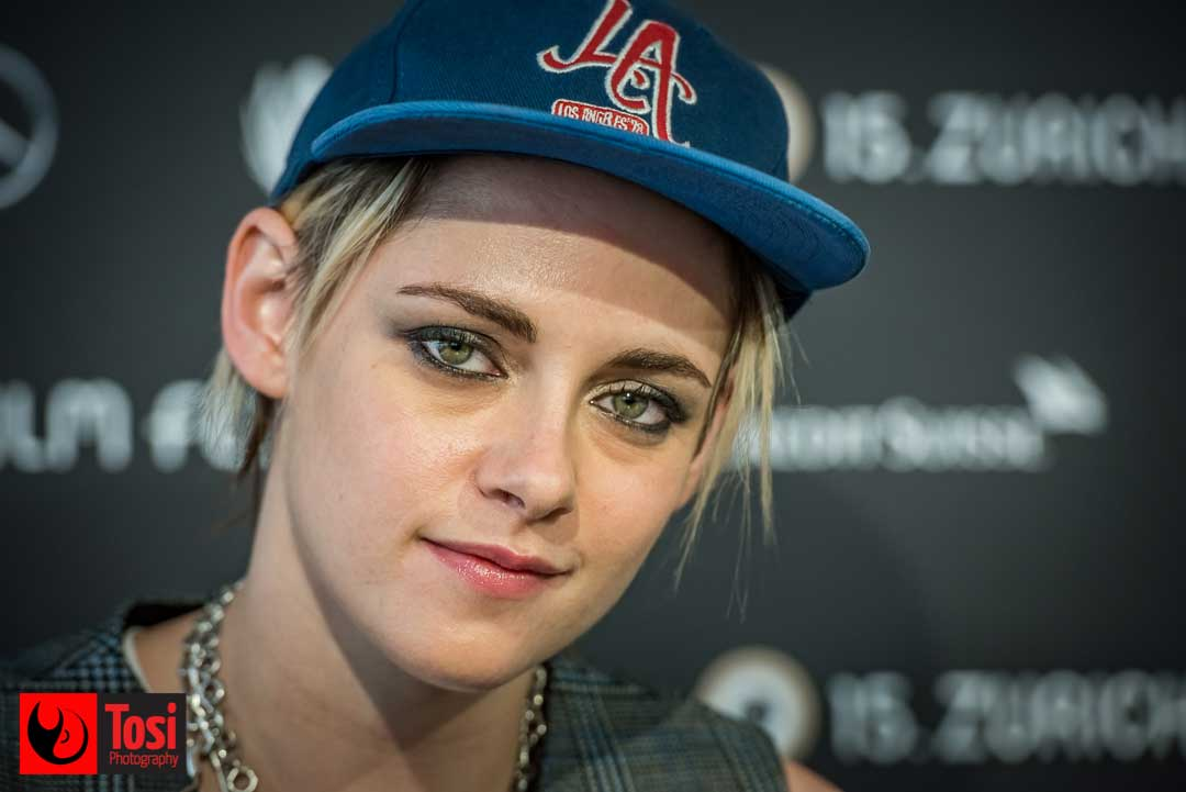 ZFF2019 media conference with Kristen Stewart - Photo by Tosi Photography