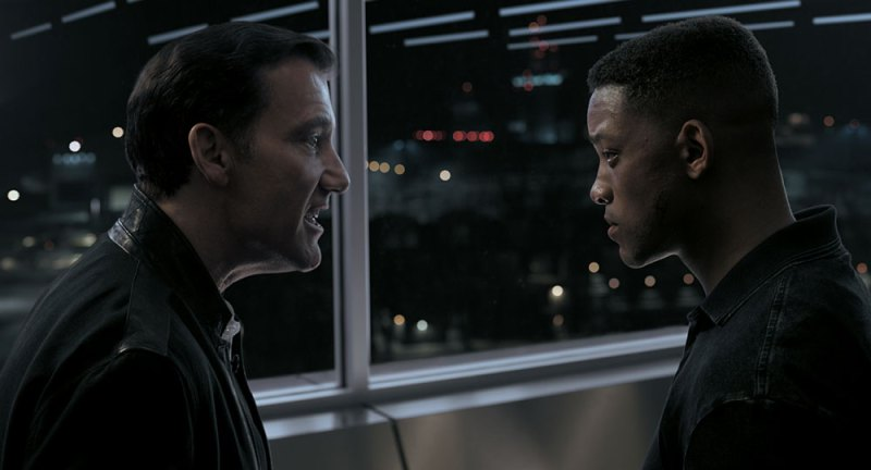 Clive Owen e Will Smith in una scena del film Gemini Man - Photo: courtesy of 20th Century Fox Italia