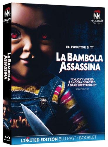La bambola assassina (2019) cover blu ray