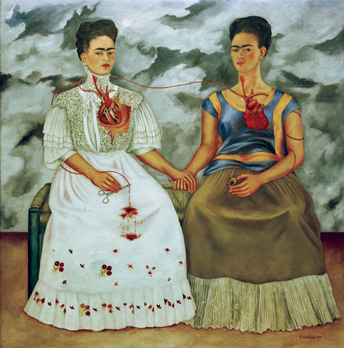 Frida Kahlo, Le due Frida - Photo: courtesy of Nexo Digital