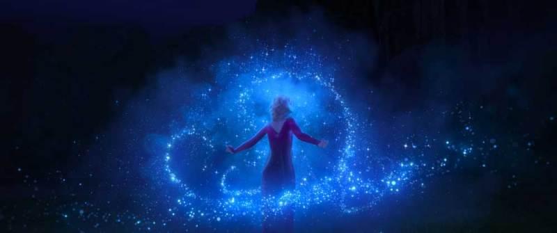 Una scena del film Frozen 2 - Photo: Courtesy of The Walt Disney Company Italia