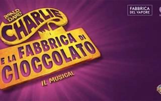 Charlie e La Fabbrica di Cioccolato il musical sta per arrivare a Milano!