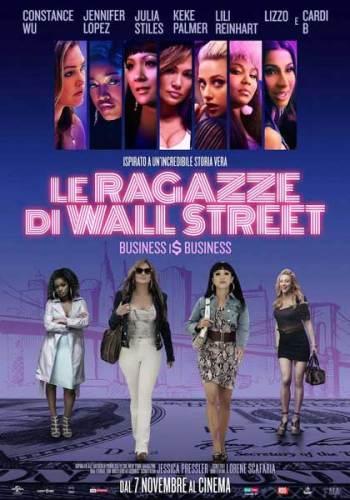 Le ragazze di Wall Street (Hustlers) poster film