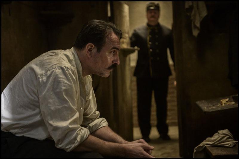 L'ufficiale e la spia, Jean Dujardin - Photo: courtesy of 01 Distribution