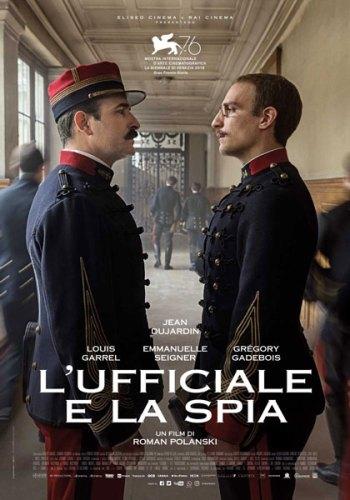 L'ufficiale e la spia poster film