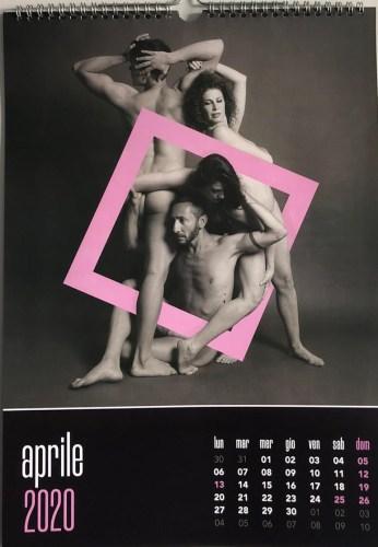 Il calendario 2020 di Italy Bares