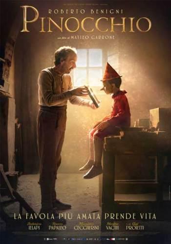 Pinocchio poster film