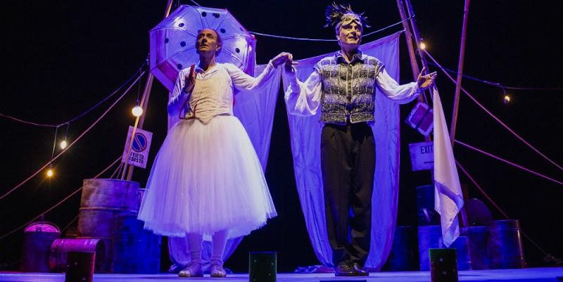 Ale e Franz in Romeo e Giulietta Nati sotto contraria stella © Yasuko Kageyama