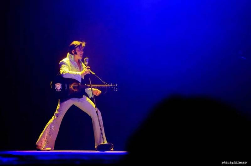I miti del rock Joe Ontario - Photo by We4Show