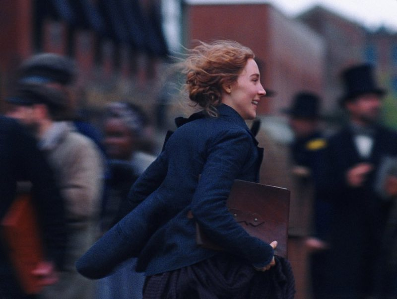 Saoirse Ronan in Piccole Donne. Photo: courtesy of Sony Pictures.