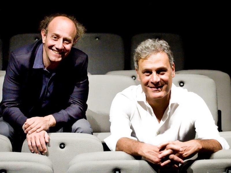 I due comici Ale e Franz saranno a Locarno questo fine settimana.
