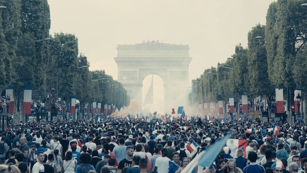 Il film Les miserables in anteprima all'IFFR 2020!