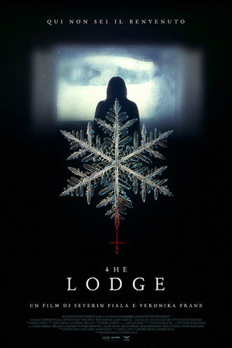 The Lodge poster film