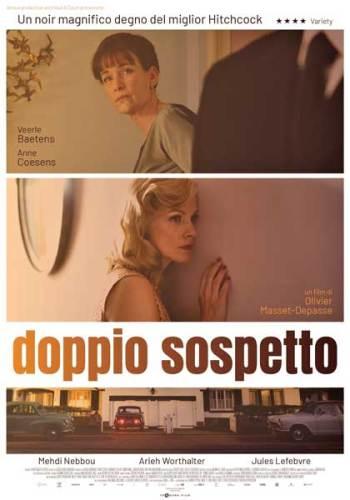 Doppio Sospetto poster film