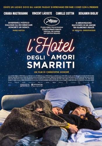 L'hotel degli amori smarriti poster film