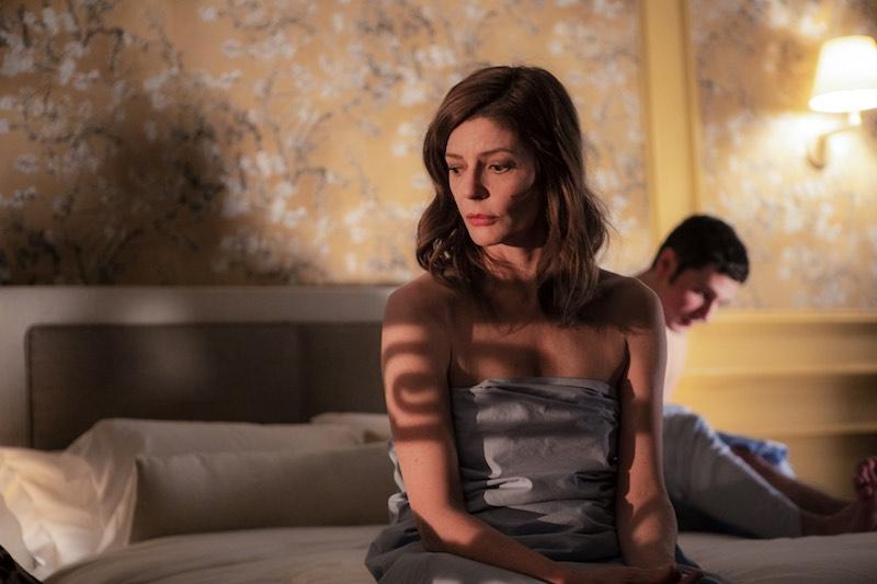 Chiara Mastroianni in una scena del film L'hotel degli amori smarriti © Jean Louis Fernandez.