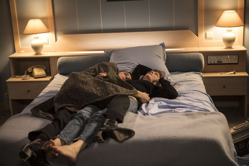 Una scena del film L'hotel degli amori smarriti © Jean Louis Fernandez.