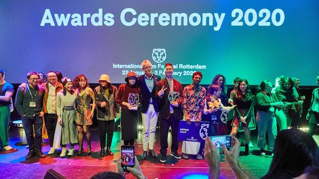 Vincitori dell'IFFR 2020 icona