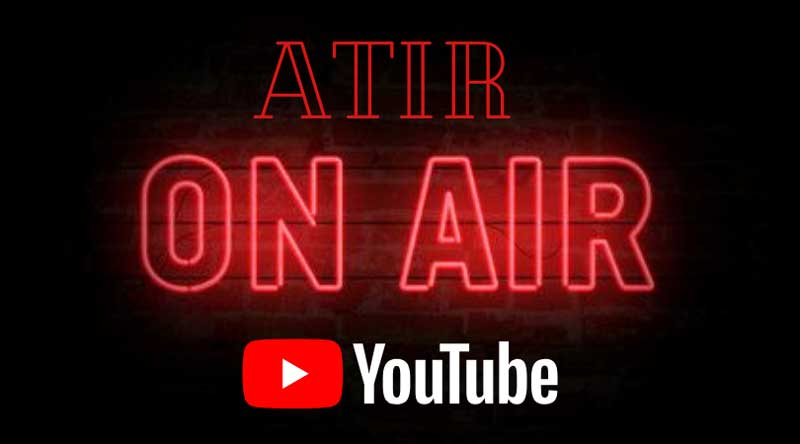 ATIR ON AIR il teatro in streaming