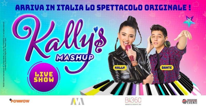Kally's Mashup Live Show grafica