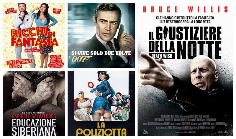 Pronti a scoprire i film da vedere in tv dall'11 al 15 marzo?