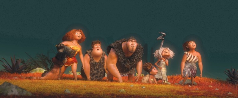 The Croods su Sky Cinema DreamWorks