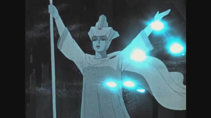 La Regina delle Nevi (1957) arriva in Cineteca!