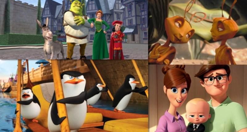 Dal 1° al 19 aprile arriva Sky Cinema DreamWorks con tanti coloratissimi film di animazione!