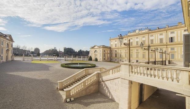Villa Reale di Monza. Foto di Mario Donadoni
