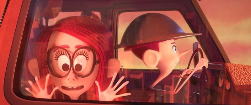 Una scena del film La Famiglia Willoughby. Photo: courtesy of Netflix.