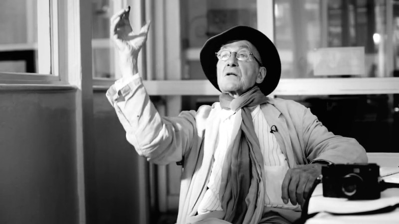 festival del cinema svizzero contemporaneo - Six Photographs: René Burri