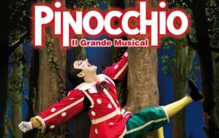 Pinocchio il grande musical è su Amazon Prime Video!